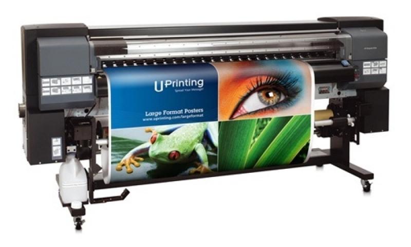 Gráfica para Impressão Digital de Banner Jockey Club - Impressão Digital Conferência de Cores