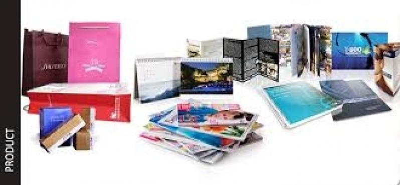 Gráfica para Impressão Offset Digital Anália Franco - Impressão Offset de Livros