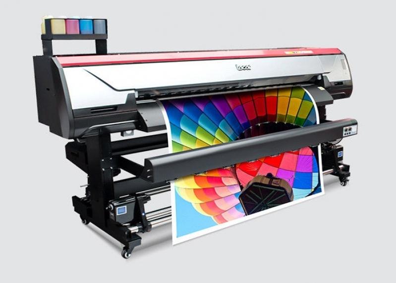 Impressão Digital de Banner Preço Sacomã - Impressão Digital de Dados Variáveis