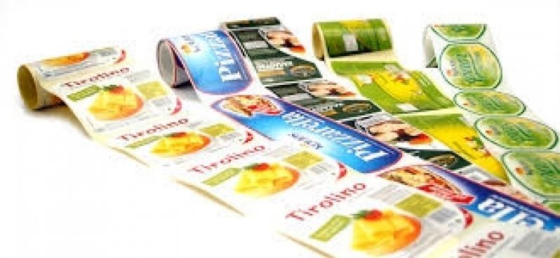 Impressão Offset Adesivo Alto de Pinheiros - Impressão Offset Adesivo