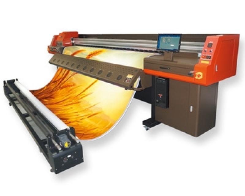 Serviço de Impressão Digital de Banner Vila Mariana - Impressão Digital Colorida