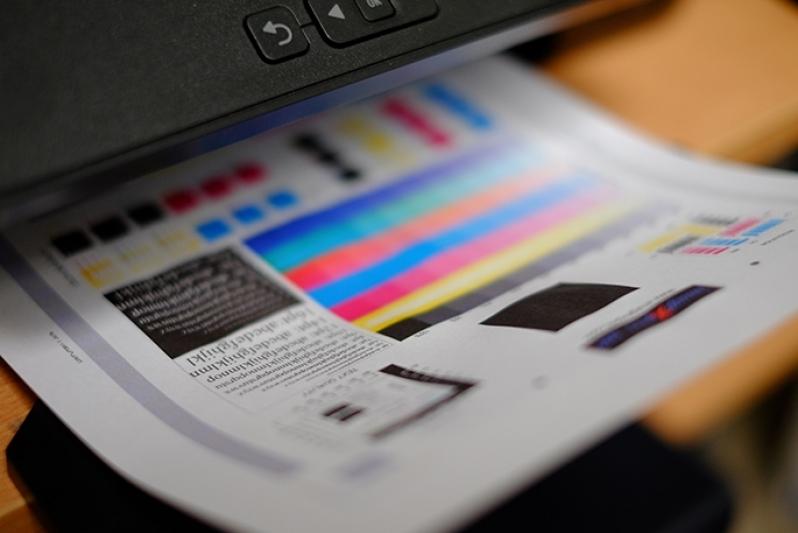 Serviço de Impressão Digital no Papel Cachoeirinha - Impressão Digital Pequenas Tiragens