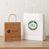 comprar sacolas personalizadas de papel Butantã