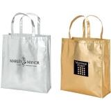 comprar sacolas personalizadas metalizadas Penha