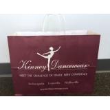 comprar sacolas personalizadas para empresa Santana