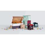 embalagens personalizadas diversas Aeroporto