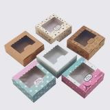 embalagens personalizadas para bolo Bela Cintra