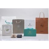 embalagens personalizadas sacolas valor Santana