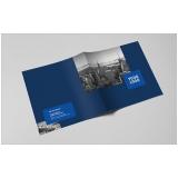 folder para imobiliária