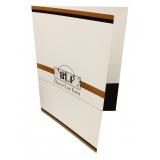 folder para advogados loja de Aricanduva