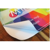 impressão digital adesivo Aricanduva