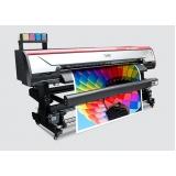 impressão digital de banner preço Vila Esperança