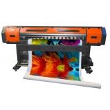 impressão digital de banner Sacomã