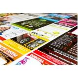 impressão digital comunicação visual