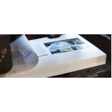 impressão digital no papel Imirim