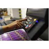 impressão digital pequenas tiragens Anália Franco