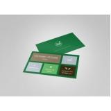 onde comprar cartão de visita para nutricionista Vila Formosa