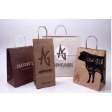 onde comprar sacolas personalizadas atacado Tremembé