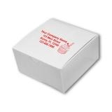 orçamento de embalagens personalizadas para bolo Parque São Rafael