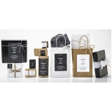orçamento de embalagens personalizadas sacolas Vila Pompeia