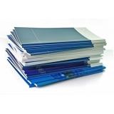 orçamento de impressão offset de livros Rio Pequeno