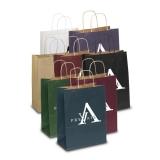 sacolas personalizadas para empresa valor Sumaré
