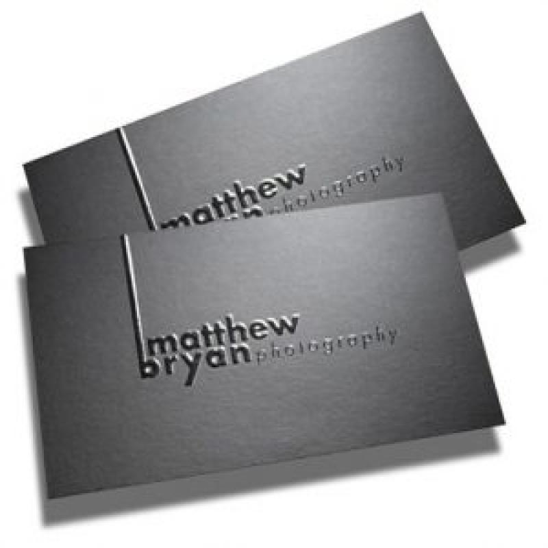 Cartão de Visita Verniz Localizado São Mateus - Cartão de Visita para Loja