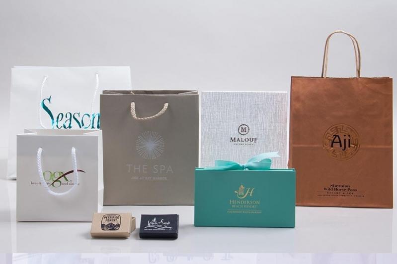 Embalagens Personalizadas Logotipo Valor Jardins - Embalagens Personalizadas para Roupas
