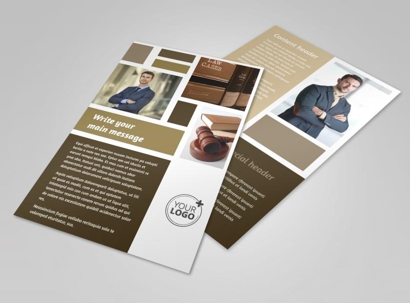 Folder para Advocacia Loja de Vila Medeiros - Folder para Imobiliária