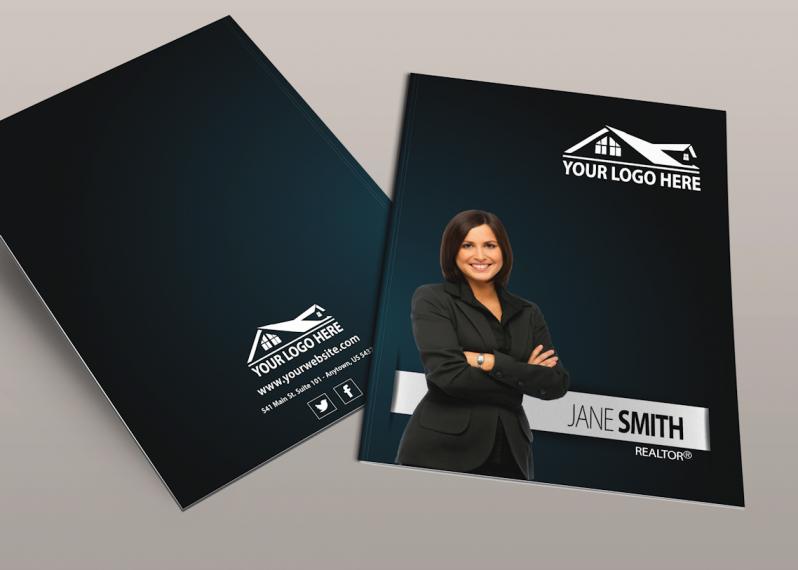 Folder para Imobiliária Jaraguá - Folder para Confeitaria