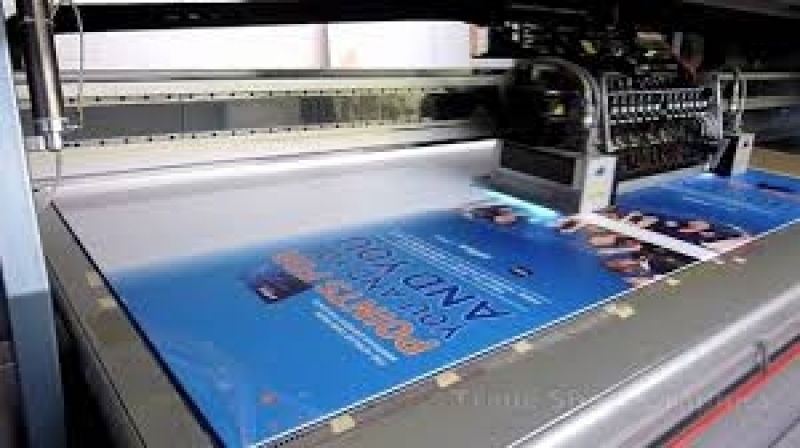 Impressão Digital Comunicação Visual Preço Vila Formosa - Impressão Digital de Dados Variáveis