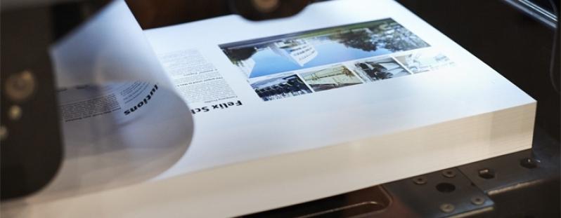 Impressão Digital no Papel Vila Pompeia - Impressão Digital de Dados Personalizados