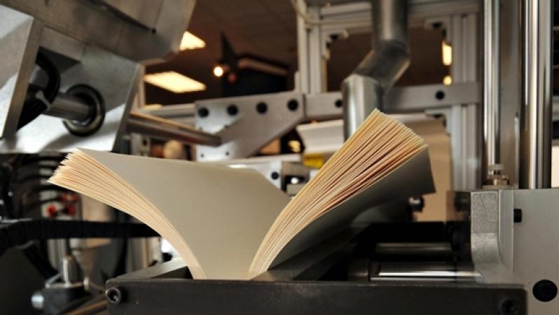 Impressão Offset de Livros Vila Maria - Impressão Offset para Empresa