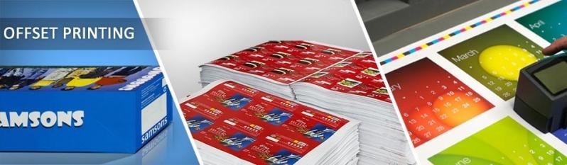 Impressão Offset e Digital Preço Parque do Carmo - Impressão Offset para Empresa