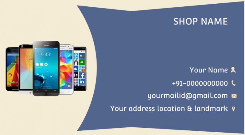 Onde Comprar Cartão de Visita para Loja de Celulares Consolação - Cartão de Visita com Laminação Fosca