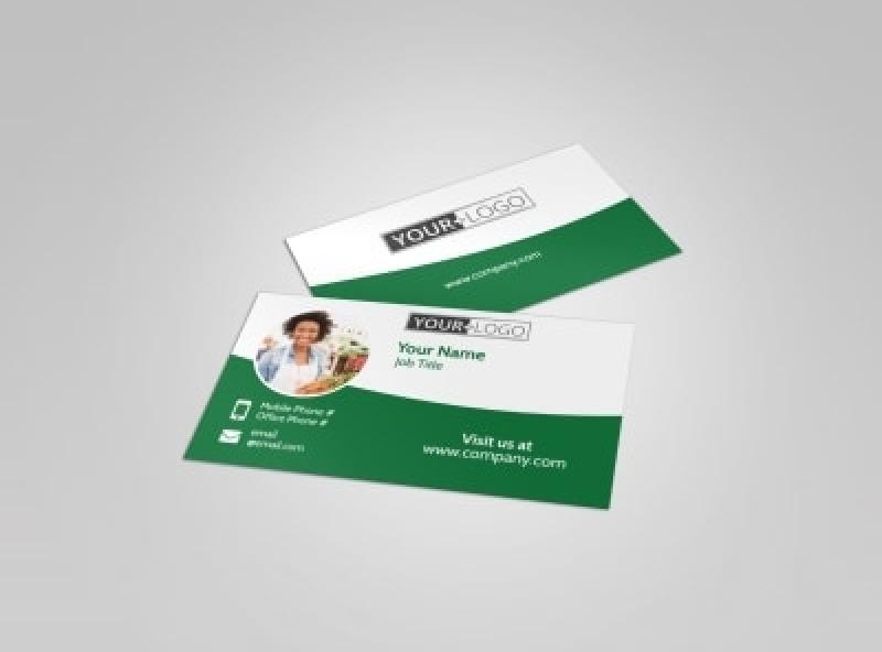 Orçamento de Cartão de Visita para Nutricionista Barra Funda - Cartão de Visita para Jornalista