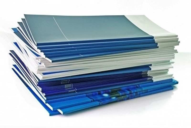 Orçamento de Impressão Offset de Livros Santo Amaro - Impressão Offset Adesivo