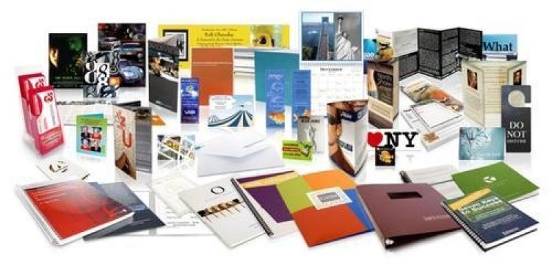 Orçamento de Impressão Offset Digital Campo Belo - Impressão Offset em Papel Kraft