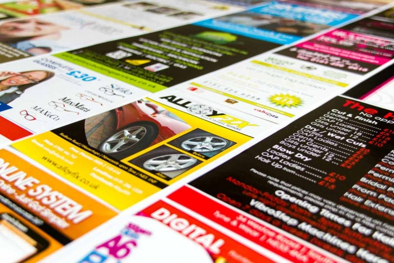 Serviço de Impressão Digital Colorida Socorro - Impressão Digital Pequenas Tiragens