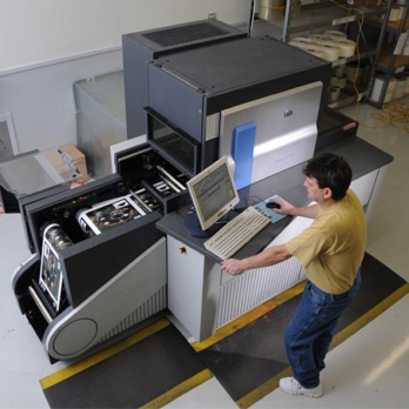 Serviço de Impressão Digital Conferência de Cores Engenheiro Goulart - Impressão Digital de Dados Variáveis