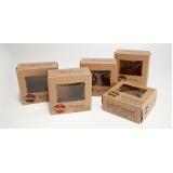 comprar embalagens personalizadas alimentos Vila Esperança