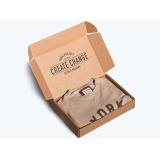comprar embalagens personalizadas para roupas Vila Esperança