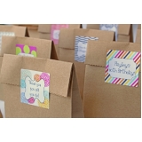 comprar sacolas personalizadas festa infantil Jardim Marajoara