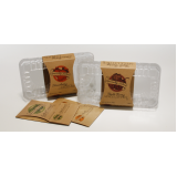 embalagem personalizada alimentos Jardins