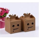 embalagem personalizada caixas Vila Formosa