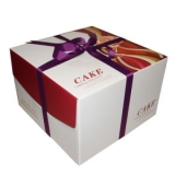 embalagens personalizadas para bolo valor Vila Romana