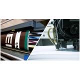 gráfica para impressão offset para empresa Sapopemba