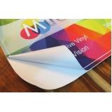 impressão digital adesivo Cidade Tiradentes