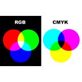 impressão digital conferência de cores Saúde
