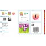 impressão digital de dados variáveis preço Vila Curuçá